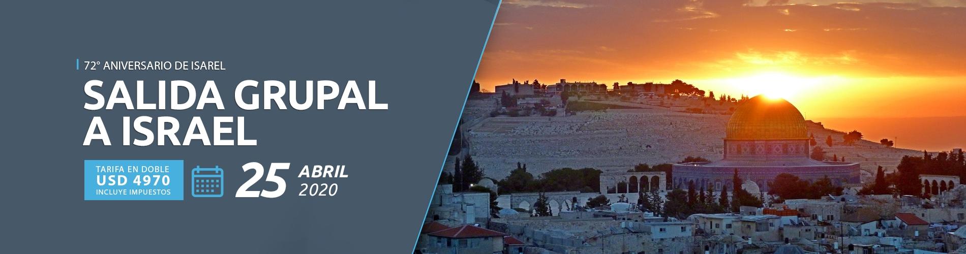 ANIVERS. DE ISRAEL