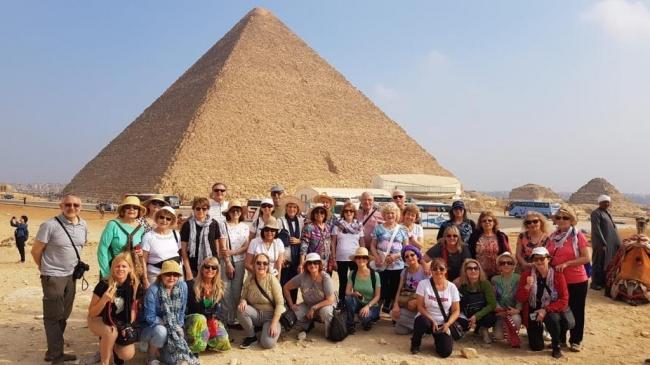 EGIPTO, PETRA & ISRAEL - SALIDA GRUPAL 25 DE ENERO 2020