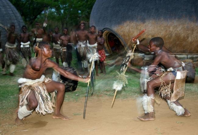 SUDAFRICA BRILLANTE