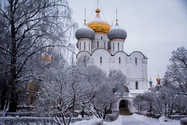 RUSIA - BALALAYKA A MOSCU