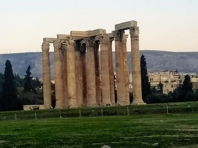 GRECIA  DIAMANTES DEL EGEO