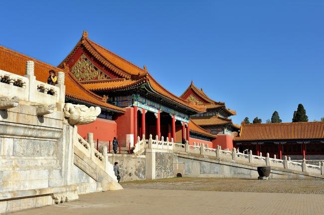 CHINA A TODA VELOCIDAD