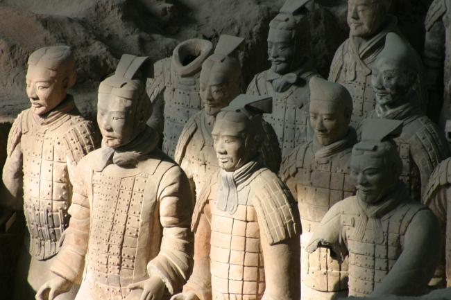 CHINA LEGENDARIA