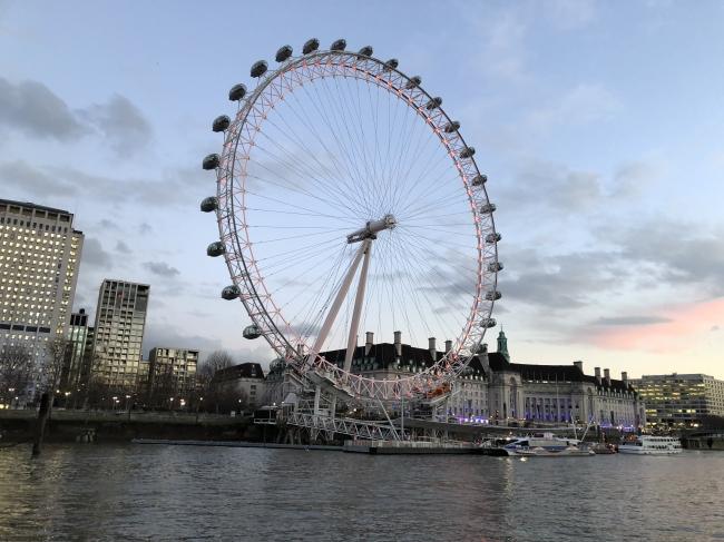 PARIS, LONDRES Y BENELUX