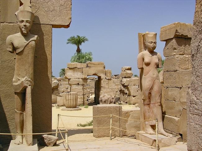 EGIPTO - ODISEA DEL NILO (B)