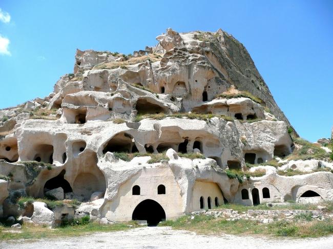 TURQUIA - LA MISTERIOSA CAPADOCIA EN AVIÓN