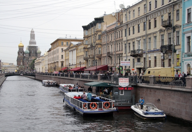 CRUCERO FLUVIAL -  SAN PETERSBURGO A MOSCU 4*