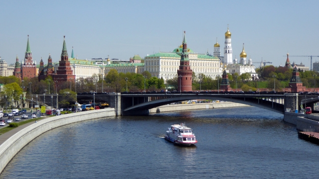 CRUCERO FLUVIAL - MOSCU A SAN PETERSBURGO 5*