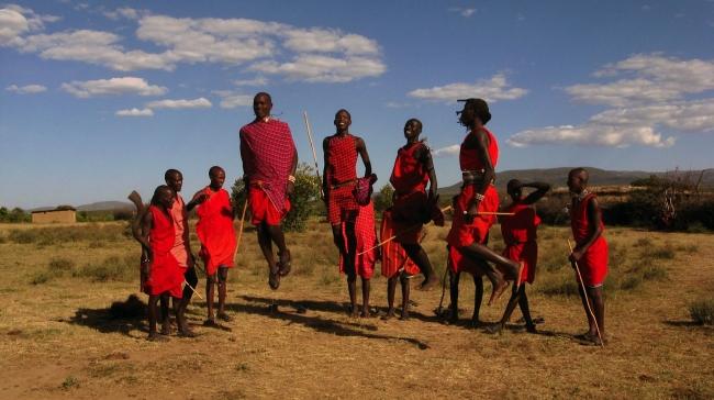 DESDE KENYA A TANZANIA CON AMOR