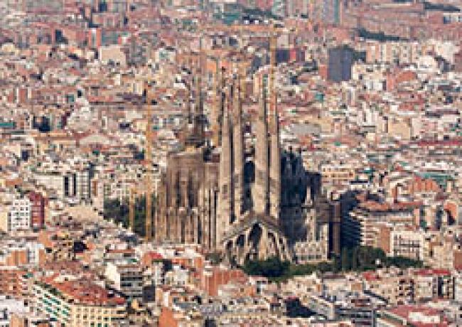 ESPAÑA MADRID, VALENCIA Y BARCELONA