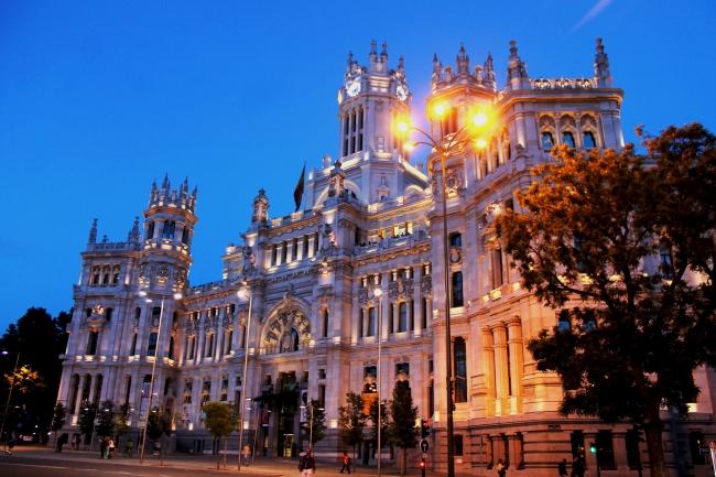 OPORTO - MADRID - OPORTO