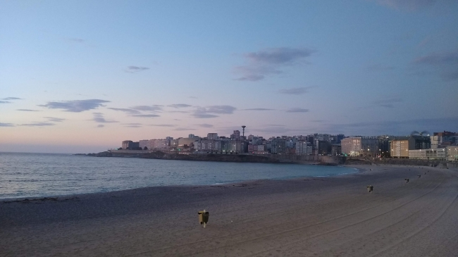 CASTILLA, GALICIA, PORTUGAL Y ANDALUCIA