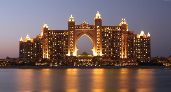 DUBAI CON ABU DHABI